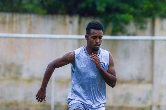 Jovem de 20 anos tem versatilidade como marca importante (Augusto Oliveira/CSA)
