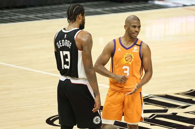 Phoenix Suns v Los Angeles Clippers - Game Three