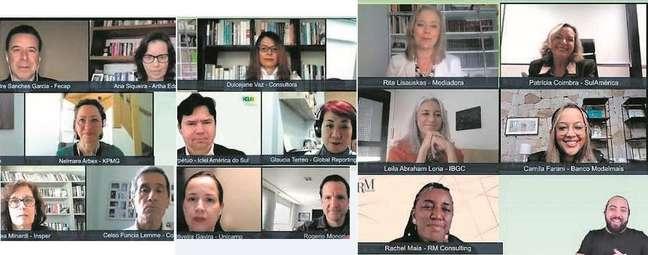 Painéis do Summit ESG 'Estadão': discussões que apontam saídas e métodos para tornar os negócios sustentáveis