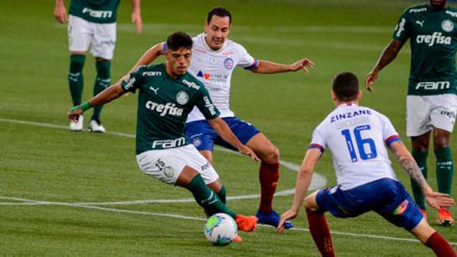 Palmeiras pega o Bahia tentando se recuperar no Brasileirão (Foto: RENATO GIZZI Photo Premium)