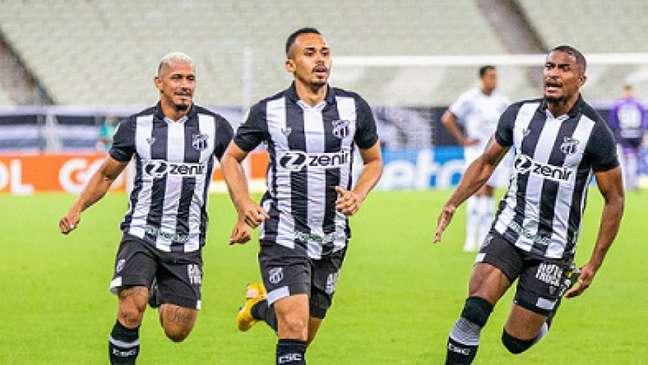 (Felipe Santos / Ceará SC)