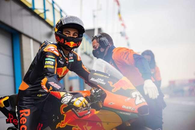 É a segunda pole seguida de Fernández na temporada 2021