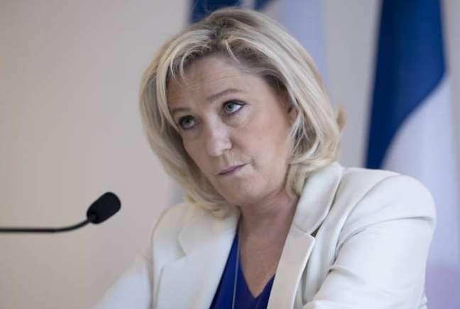 Le Pen não viu seu partido conquistar nenhuma região, mas foi eleita conselheira em Pas-de-Calais