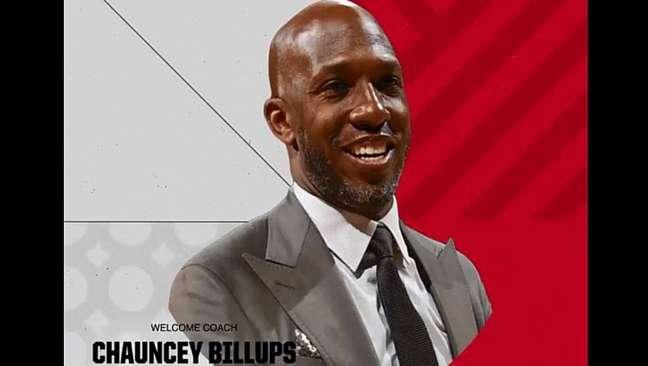 Campeão da NBA pelos Pistons, Chauncey Billups é o novo treinador dos Blazers