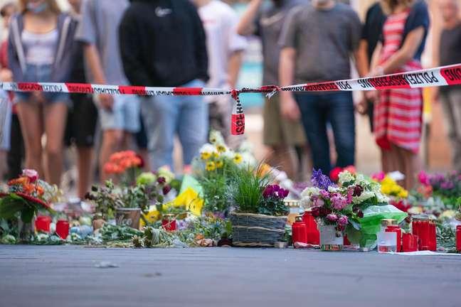 Homenagem às vítimas de ataque em cidade da Alemanha