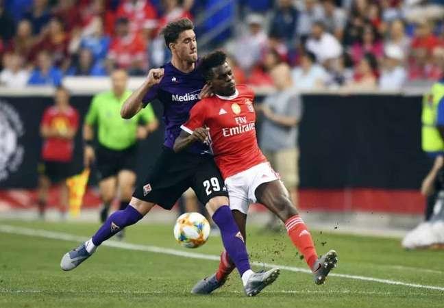 Nuno Tavares está no radar do Arsenal (Johannes EISELE / AFP)