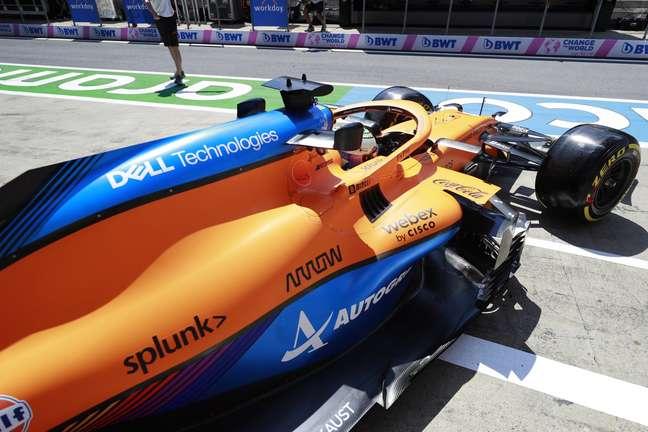 Daniel Ricciardo não pontuou