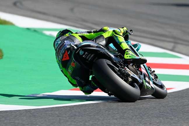 Valentino Rossi vai usar as férias para decidir futuro
