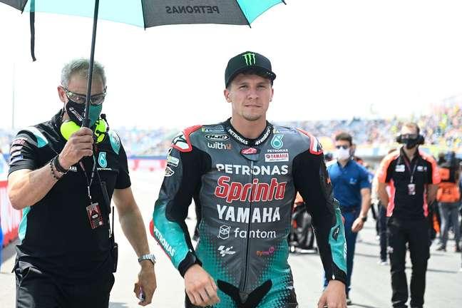 Garrett Gerloff deixou claro que sonha com uma vaga na MotoGP