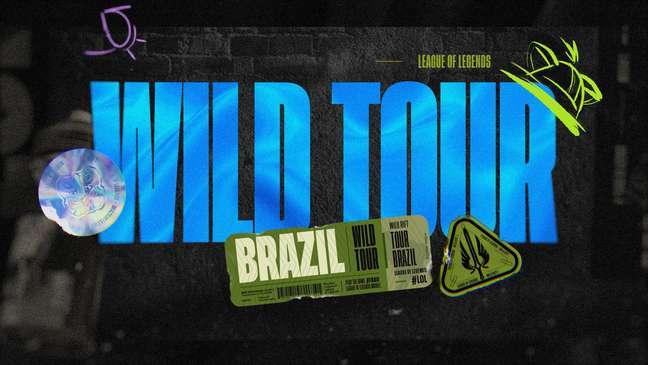 Intitulada Wild Tour, competição vai classificar o time vencedor para o primeiro torneio internacional do game