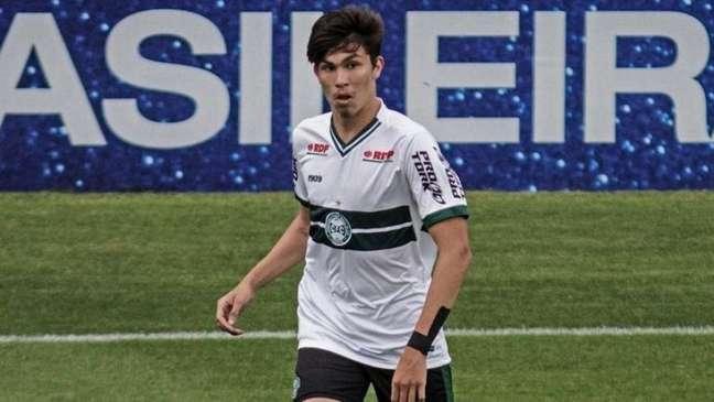 Meio-campista venceu a Copa do Brasil Sub-20 no primeiro semestre (Matheus Menezes)
