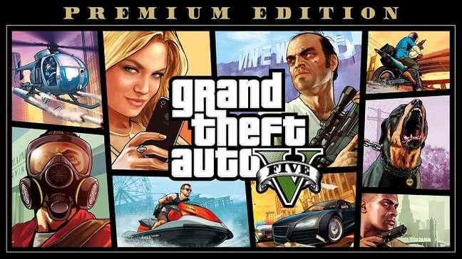 GTA 5 Premium tem desconto no Xbox