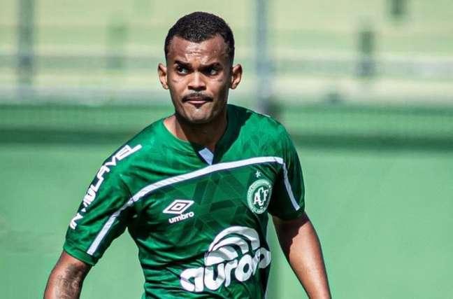 Avante tem passagem pela base do Atlético-MG (Divulgação/Chapecoense)