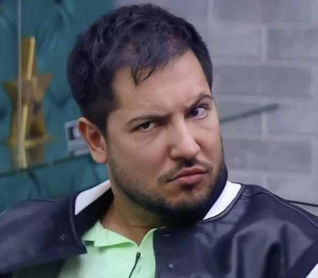 Thiago Bertoldo, participante do 'Power Couple Brasil'