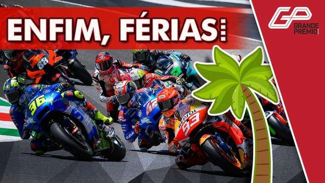 MotoGP finalmente pausa por algumas semanas