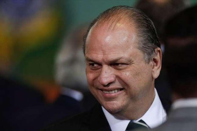 Líder do governo na Câmara, Ricardo Barros 23/02/2021 REUTERS/Ueslei Marcelino