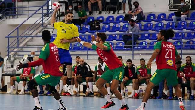 O ataque do Brasil funcionou no jogo diante da seleção portuguesa
