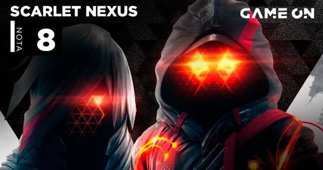 Scarlet Nexus - Nota 8