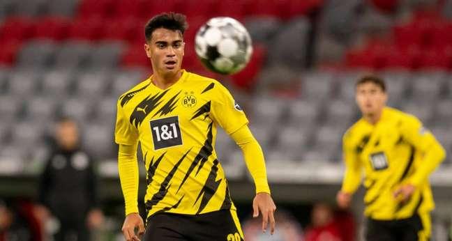 Reinier irá começar a se preparar para os Jogos Olímpicos (Foto: Divulgação / Site oficial do Borussia Dortmund)