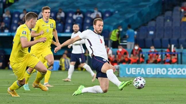 Inglaterra vence a Ucrânia e vai para a semifinal da Eurocopa