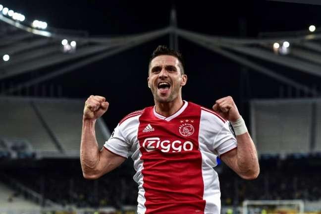 Atleta tem contrato com o Ajax até 2023 (AFP)