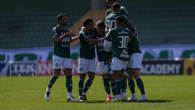 Foto: Thomaz Marostegan/ Guarani FC
