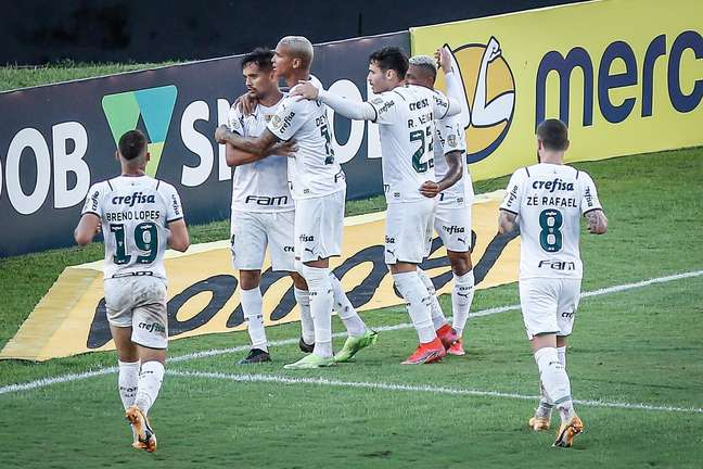 Palmeiras venceu Sport pela nona rodada do Campeonato Brasileiro