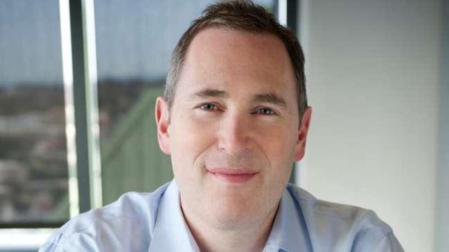 Andy Jassy é o novo CEO da Amazon
