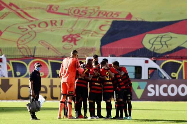 FOTO: Anderson Stevens/Sport Recife