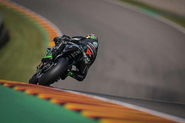 Franco Morbidelli já fez três temporadas na MotoGP