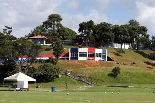 Clube não usa para treinos as instalações desde o fim de 2019 (Divulgação/EC Bahia)