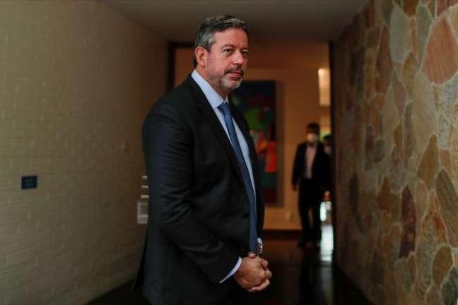 Presidente da Câmara dos Deputados, Arthur Lira, em Brasília REUTERS/Ueslei Marcelino