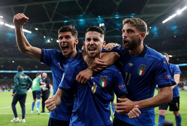 Itália vence a Espanha nos pênaltis e vai à final da Euro