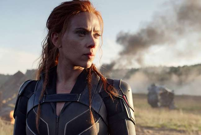 Scarlett Johansson protagoniza o filme 'Viúva Negra'