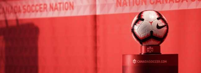 Federação confirmou que apenas Edmonton e Toronto manifestaram interesse até agora em abrigar jogos da Copa de 2026 Reprodução/@cannadasoccer