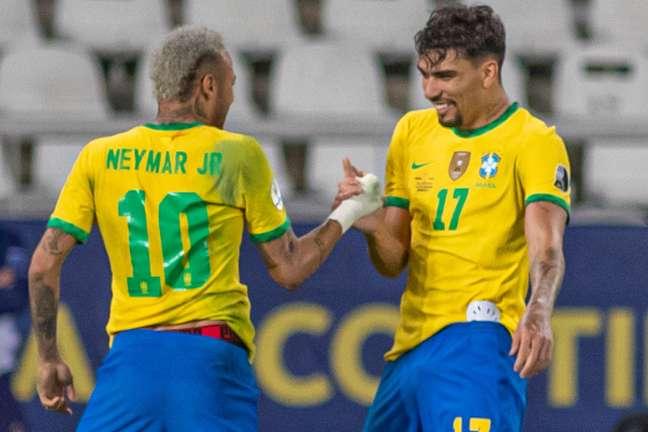 Brasil vence o Peru e avança à final da Copa América