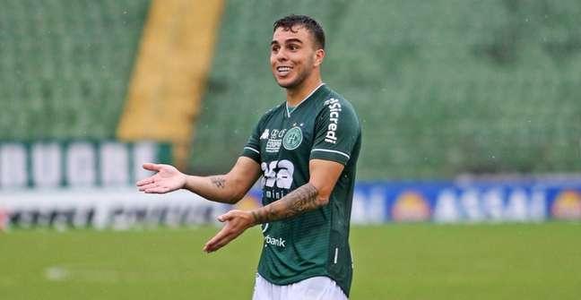 Jogador chegou no início da temporada no Bugre (Thomaz Marostegan/Guarani FC)