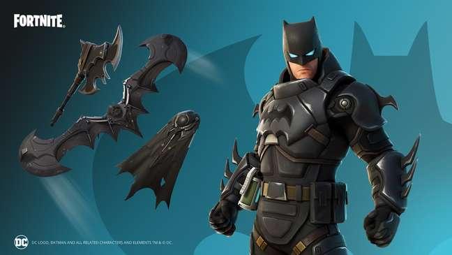 Batman Zero de Armadura