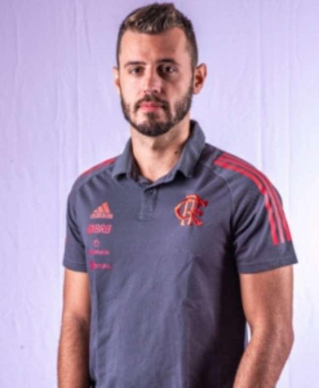 Roberto Drummond estava no Flamengo desde 2017 (Foto: Divulgação)