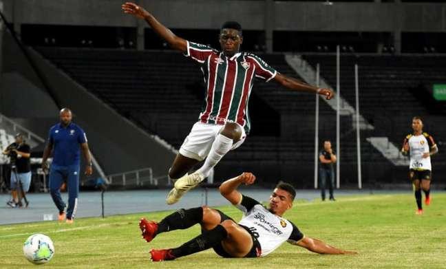 Fluminense e Sport se enfrentam neste sábado pelo Brasileirão (Foto: MAILSON SANTANA/FLUMINENSE FC)
