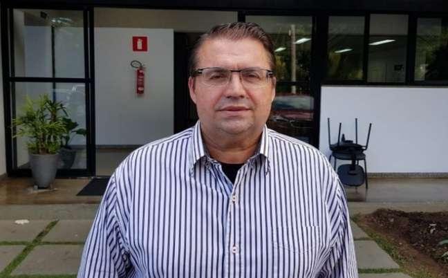 Júnior Chávare, gerente de futebol do Bahia (Foto: Guilherme Frossard)