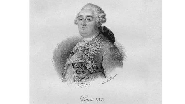 Durante o reinado de Luís 16 (foto), Talleyrand virou ministro da Fazenda da Igreja francesa, cargo que o alçou a bispo de Autun