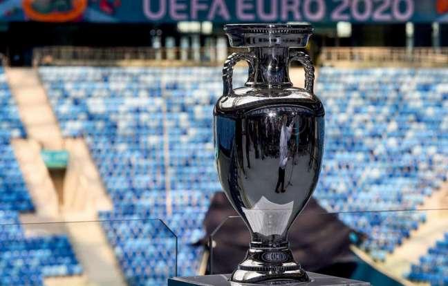 Itália e Inglaterra fazem a decisão da Eurocopa 2020 neste domingo (Foto: AFP)