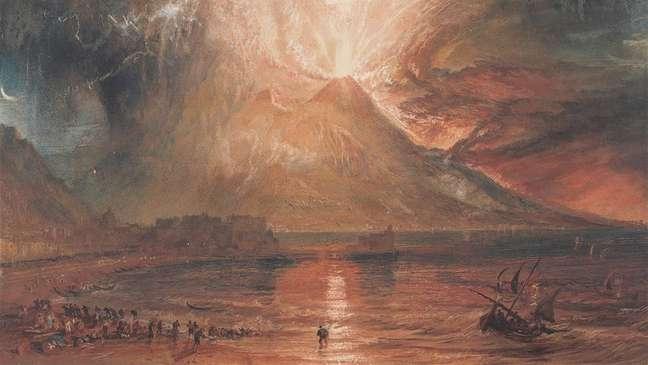 Erupções vulcânicas num passado distante podem ter tido efeitos de longo alcance que perduram por meio de mitos e fábulas