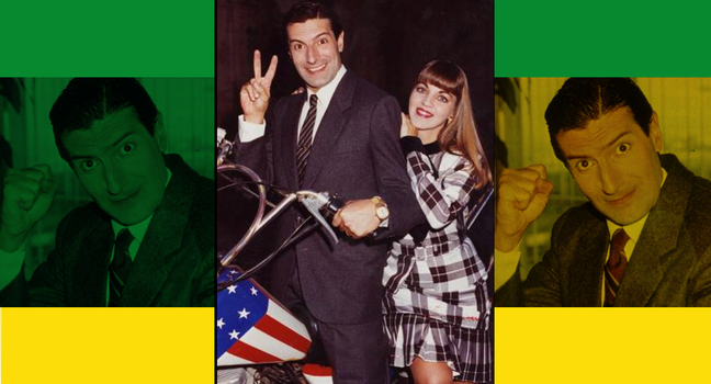 Elle e Ella, versões debochadas de Collor e Rosane: a política brasileira é, no fundo, uma grande novela