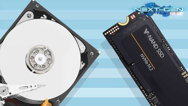 SSD é o substituto do HDD