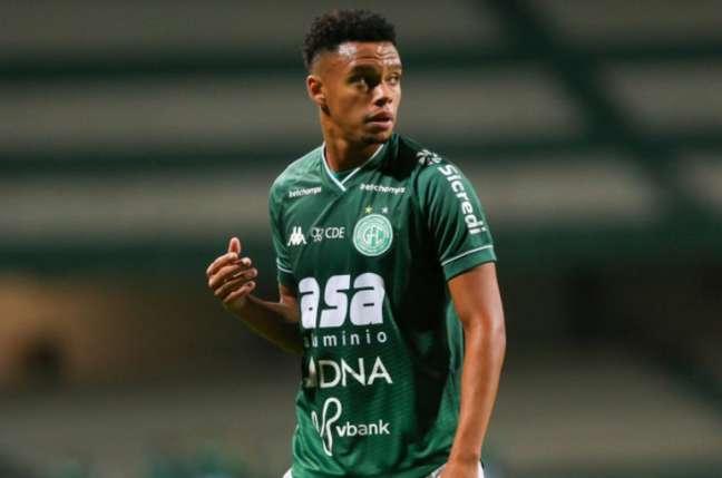 Atacante passou pelo clube de Maceió em 2017 (Divulgação/Assessoria de Imprensa)