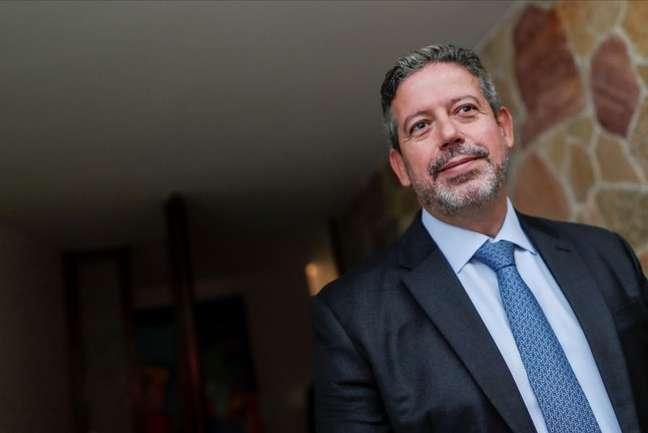 Arthur Lira, o presidente da Câmara dos Deputados, em Brasília REUTERS/Ueslei Marcelino