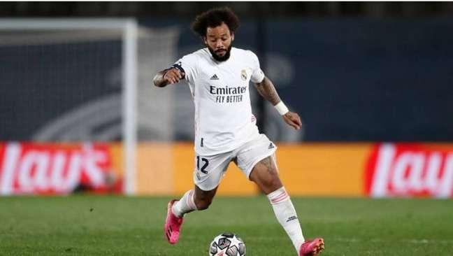 Marcelo vira capitão no Real Madrid após saída de Sérgio Ramos
