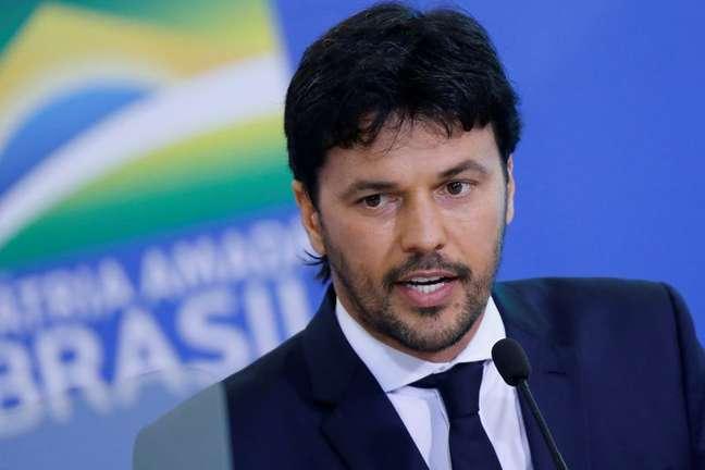 Ministro das Comunicações, Fabio Faria  17/06/2020 REUTERS/Adriano Machado